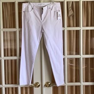 Authentic Michael Kors white jeans
